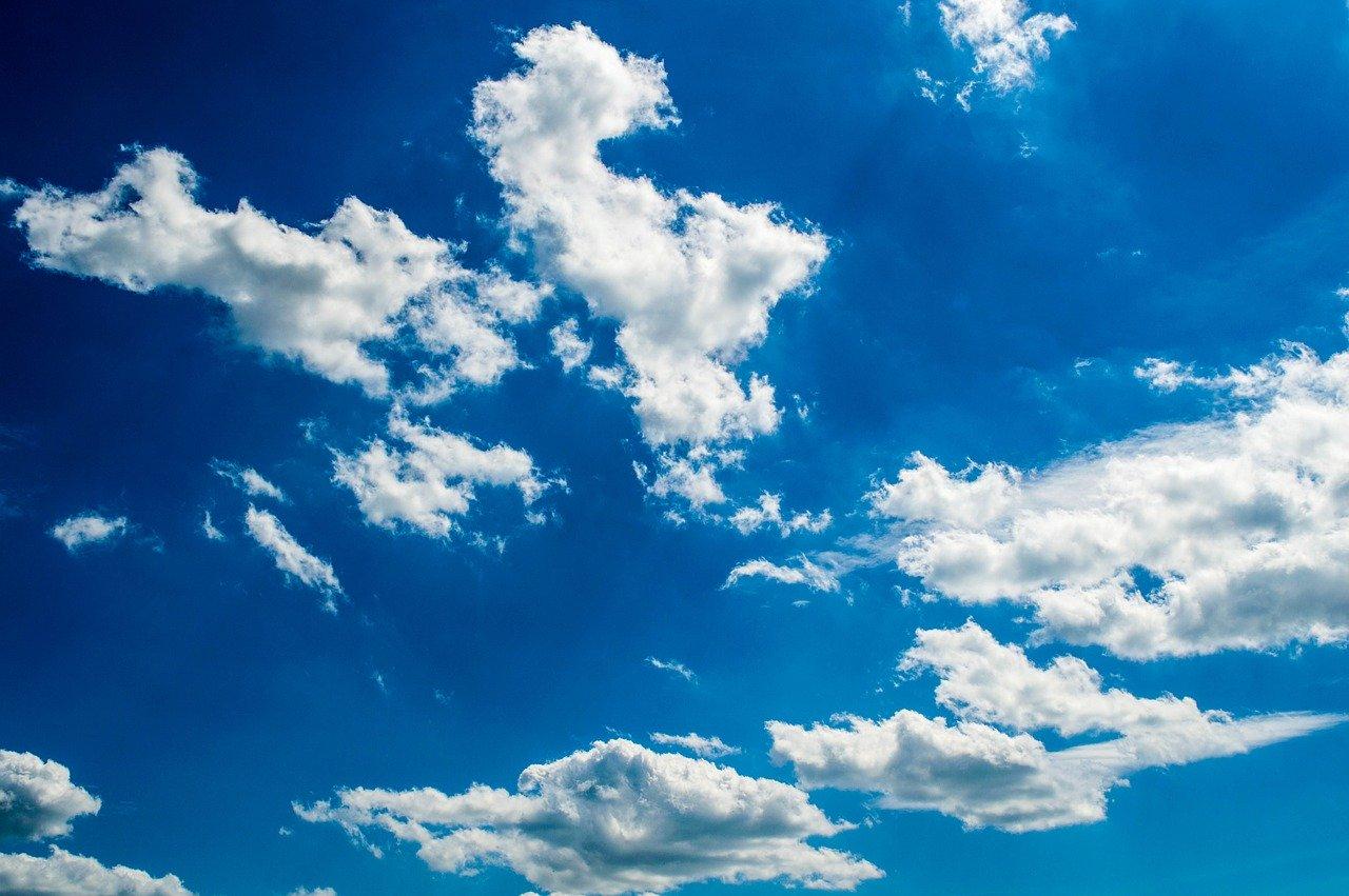 天国の写真