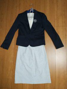 洋服の写真